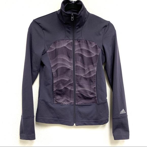 Adidas Clima365 Climalite Zip Jacket